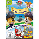 DVD Paw Patrol - Der Piratenschatz