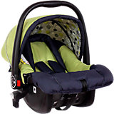 Babyschale für Buggy Jazz Single, green