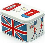 "Коробка для мелочей ""Лондон"" 10,5*8*6 см"