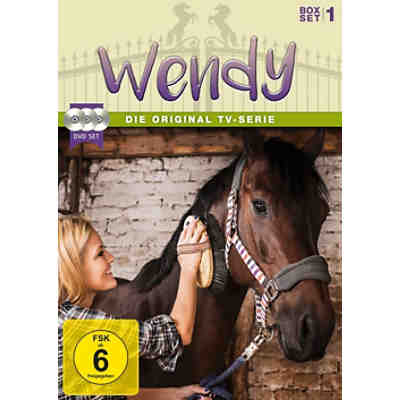 DVD Wendy - Box 1