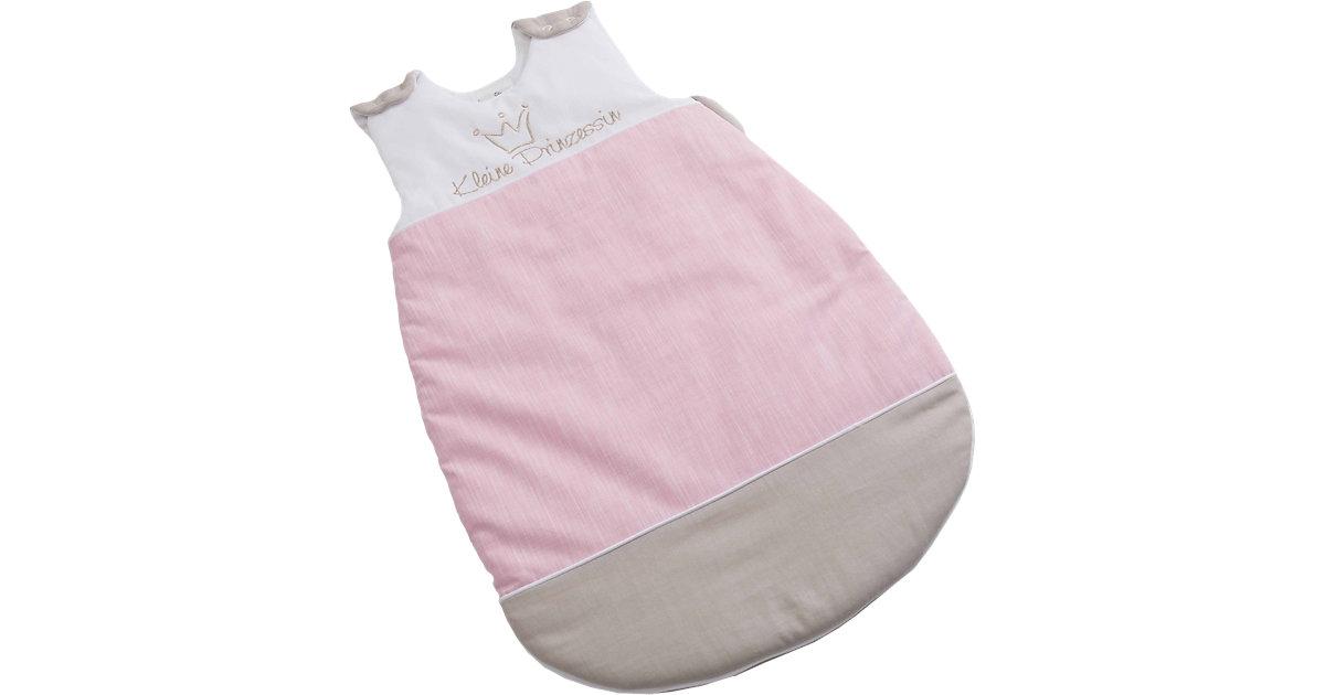 Schlafsack Kleine Prinzessin (neu), rosa Gr. 70