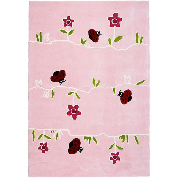 teppich blumenwiese happy rugs mytoys. Black Bedroom Furniture Sets. Home Design Ideas