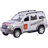 "Машина УАЗ ""Вперед Россия!"", 1:43"