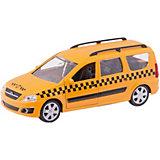 """Машина """"LADA LARGUS"""", такси, 1:38"""