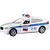 "Машина ""BAVARIA GRAN TURISMO"", полиция, 1:36"