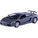 "Машина ""LAMBORGHINI GALLARDO SUPERLEGGERA"", 1:24, в ассортименте"