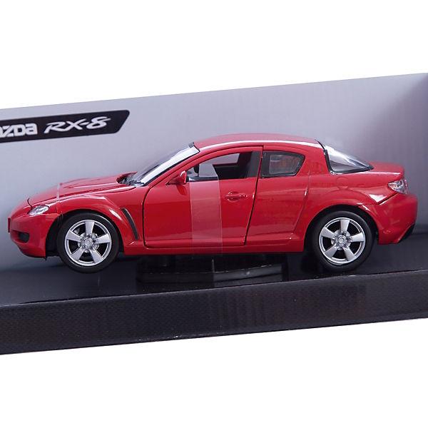 "Машина ""MAZDA RX-8"", 1:24"