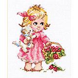Набор для вышивания крестом «Ты мой сладкий!»