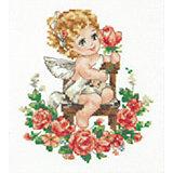 Набор для вышивания крестом «День Ангела!»
