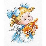 Набор для вышивания крестом «Ты мой маленький!»