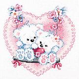 Набор для вышивания крестом «Счастливая любовь!»