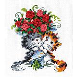 Набор для вышивания крестом «Взаимная любовь!»