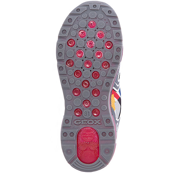Кроссовки со светодиодами для мальчика GEOX