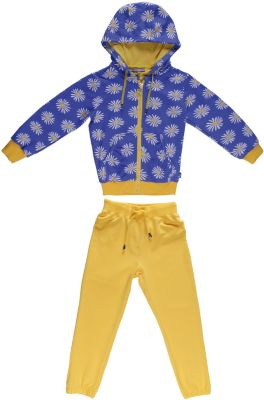 Спортивный костюм для девочки Sweet Berry - blau/gelb