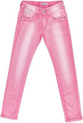 Джинсы для девочки Luminoso - розовый