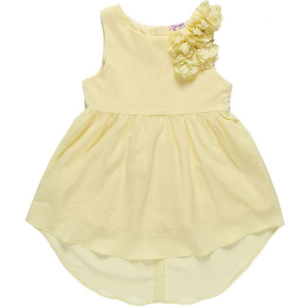 Платье для девочки Sweet Berry - желтый