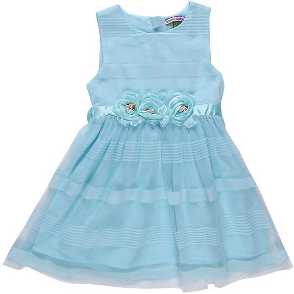 Платье для девочки Sweet Berry - голубой