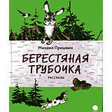 """Рассказы """"Берестяная трубочка"""", М. Пришвин"""