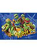 Kinderteppich Turtles, Tough Turtles, 95 x 133 cm
