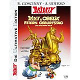 Asterix, Die ultimative Edition: Asterix & Obelix feiern Geburtstag: Das Goldene Album