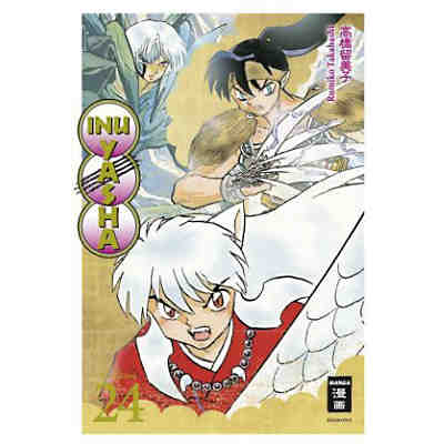 Inu Yasha - New Edition, Band 24