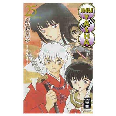 Inu Yasha - New Edition, Band 25