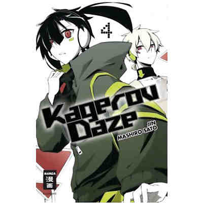 Kagerou Daze, Band 4