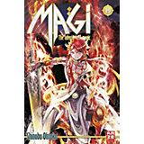 Magi: The Labyrinth of Magic, Band 19