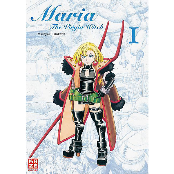 Maria the Virgin Witch, Band 1