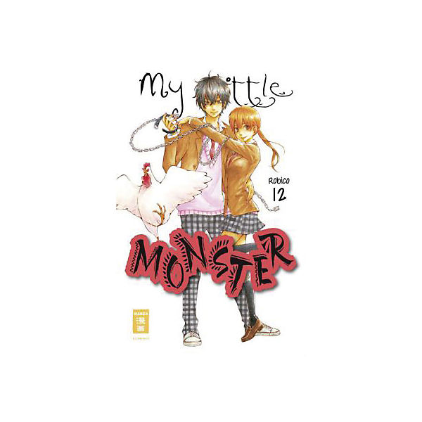 My little Monster, Band 12