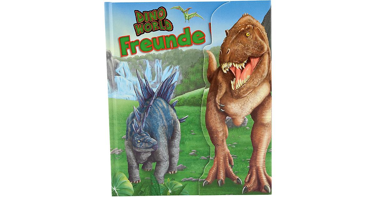 Buch - Dino World Freundebuch