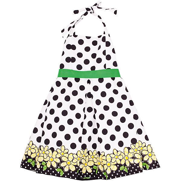 Платье для девочки Gulliver - белый