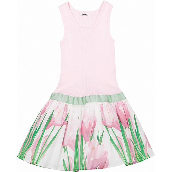 Платье для девочки Gulliver - розовый