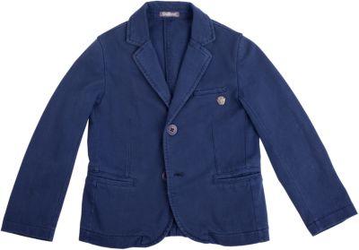 Пиджак для мальчика Gulliver - синий