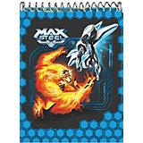 """Блокнот """"Max Steel"""", формат А5"""