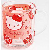 """Стеклянная кружка """"Hello Kitty"""" 250 мл"""