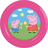 """Тарелка """"Свинка Пеппа"""", диаметр 21,5 см"""
