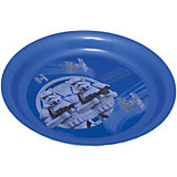 "Тарелка ""Звездные войны"" (диаметр 19 см), Звездные войны, синий"