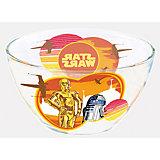 """Салатник """"Роботы"""" (стекло, диаметр 13 см), Звездные войны"""