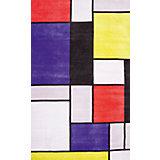 """Ковер """"Цветные кубы"""" 120 * 180 см"""