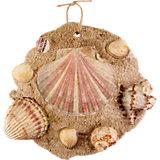 Strand-Kit für Muschelbilder Capt'n Sharky