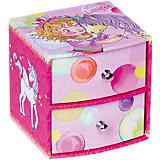 Kleinste Mini-Kommode für Prinzessinnen Prinzessin Lillifee
