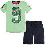Комплект для мальчика: футболка и шорты Mayoral