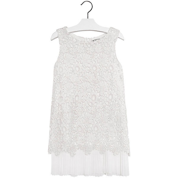 Платье для девочки Mayoral - бежевый