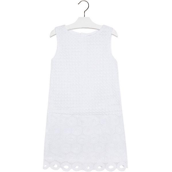 Платье для девочки Mayoral - белый