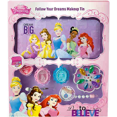 Disney Princess Kosmetikdose mit Make Up Set