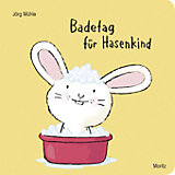 Badetag für Hasenkind