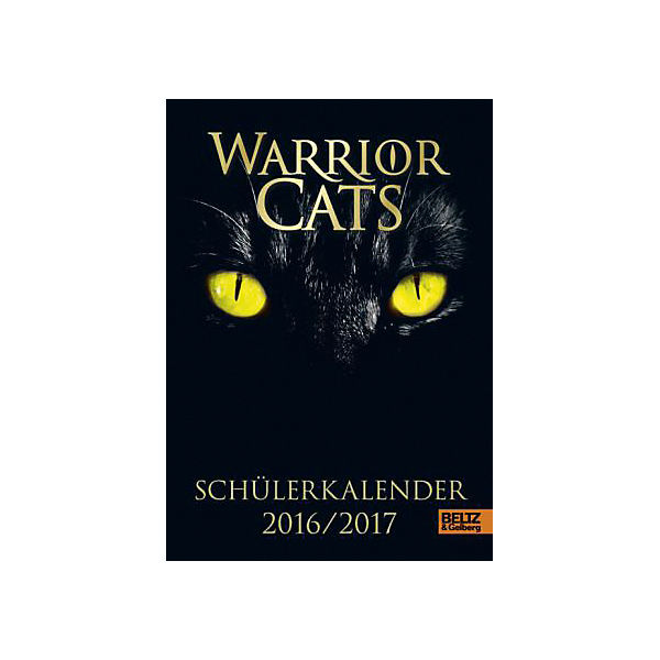 Warrior Cats - Schülerkalender 2016 / 2017