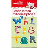 mini LÜK: Lesen lernen mit den Alphas, Übungsheft