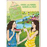 Hanni und Nanni geben ein Fest